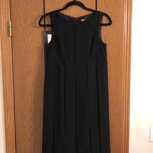 Cabi Black flapper dress